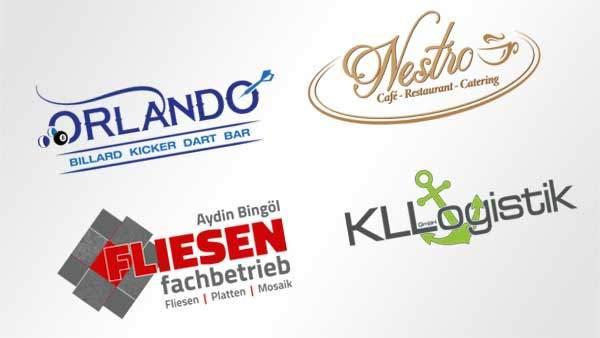 Unternehmensdesign Logo