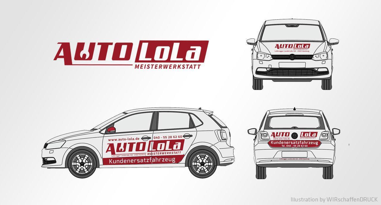 Auto Lola Hamburg